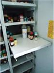 Photo d'aménagement d'une armoire